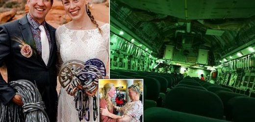 My (empty) flight out of hell and the agony of husband I left behind
