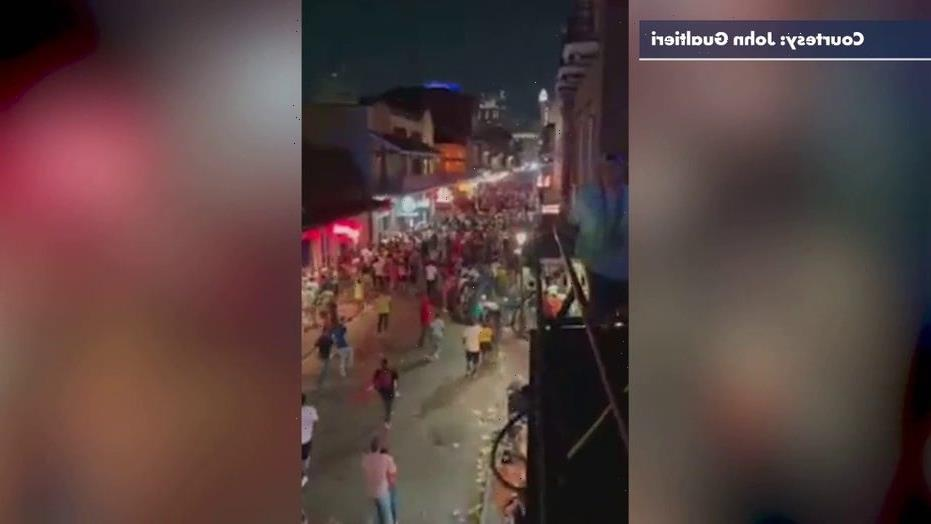 New Orleans shooting: Two arrested, including suspected gunman, police say