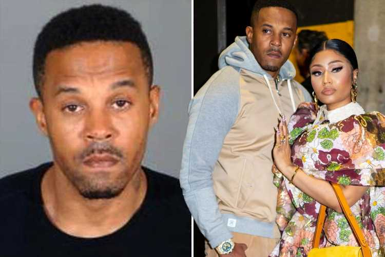 Nicki Minaj's husband Kenneth Petty sues to have his name removed from New York's Sex Offender Registry