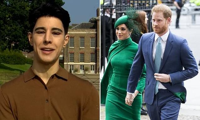 Omid Scobie claims Sussexes cut ties with royals because of business