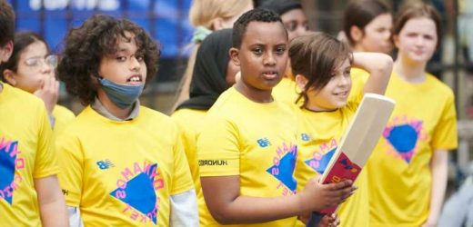 Over 100,000 kids take part in All Stars and Dynamos Cricket in record-breaking summer of participation