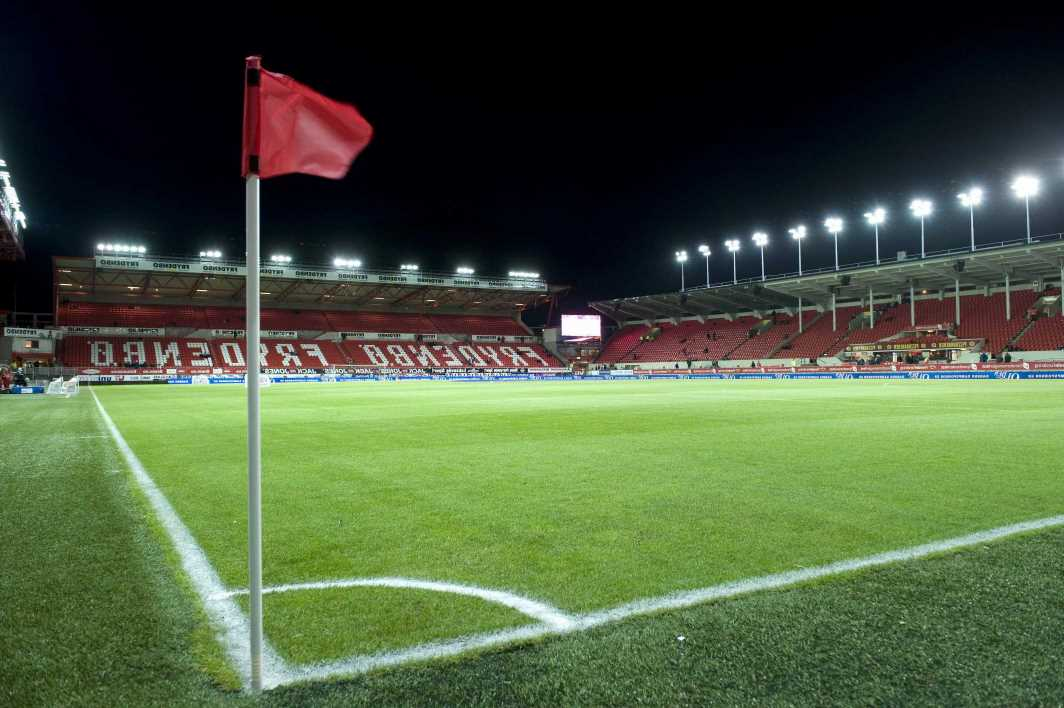 Police investigate sexual assault claim after 12 SK Brann players 'involved in orgy with seven women on pitch'