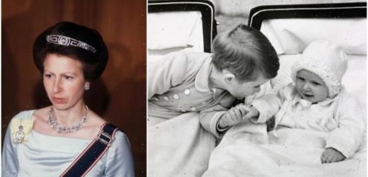 Princess Anne's birthday: Prince Charles posts throwback photo showing close relationship