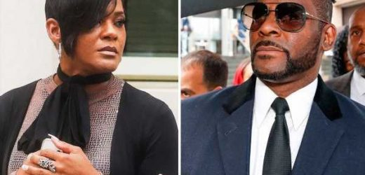 R Kelly on trial over 'underage sex ring' where women called him 'Daddy' as experts say entourage could turn on him