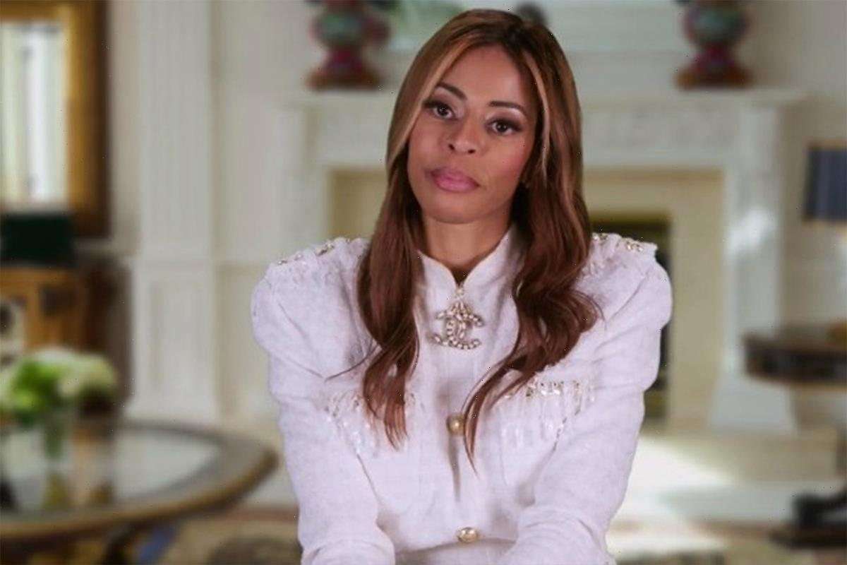 RHOSLC star Mary Cosby charged with 'giving shelter to a runaway minor' after co-star Jen Shah arrested for 'fraud'