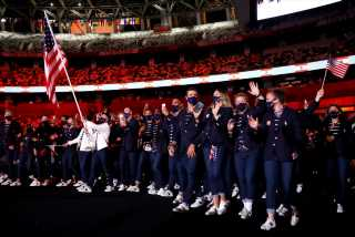 Ralph Lauren Scores Gold With His Olympic Sponsorships
