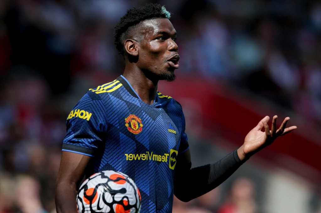 Real Madrid 'to sign Paul Pogba on free transfer next summer after selling Odegaard to raise funds for Man Utd star'