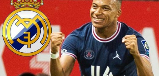 Real Madrid 'to announce Kylian Mbappe transfer on FRIDAY' as they near £154m agreement with PSG