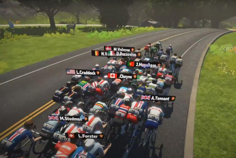 SCF and Scoga team up in bid to develop local cycling e-sports scene