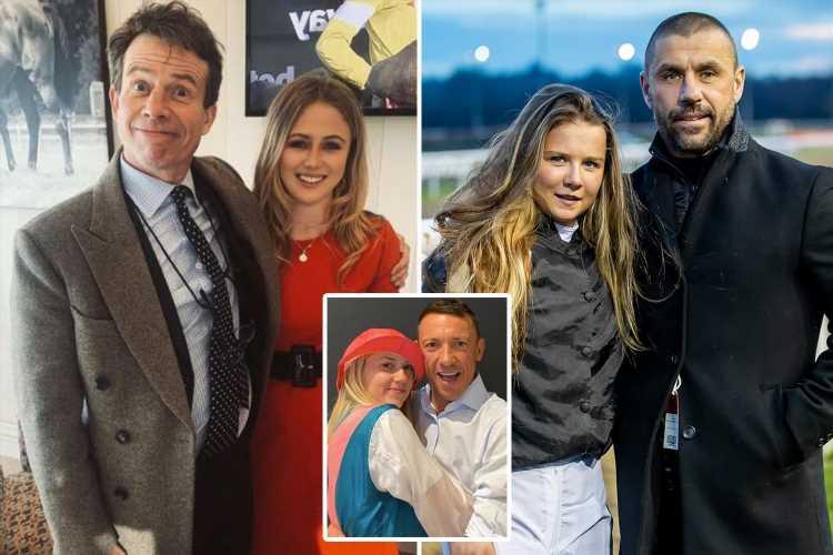 Saffie & Jamie, Frankie & Ella & ex-Sunderland hero Kevin Phillips and Tia – the dad/daughter combos lighting up racing