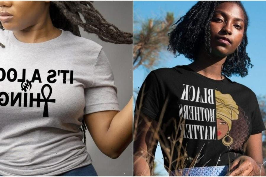 Say It Loud! Embrace Your Blackness With These Fun And Empowering Graphic Tees