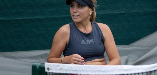 Sofia Kenin to miss US Open after positive Covid test