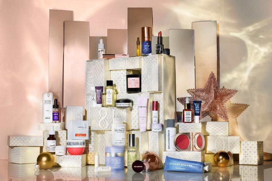 Space NK Advent Calendar 2021 has been revealed and it includes The Ordinary, Charlotte Tilbury and Olaplex