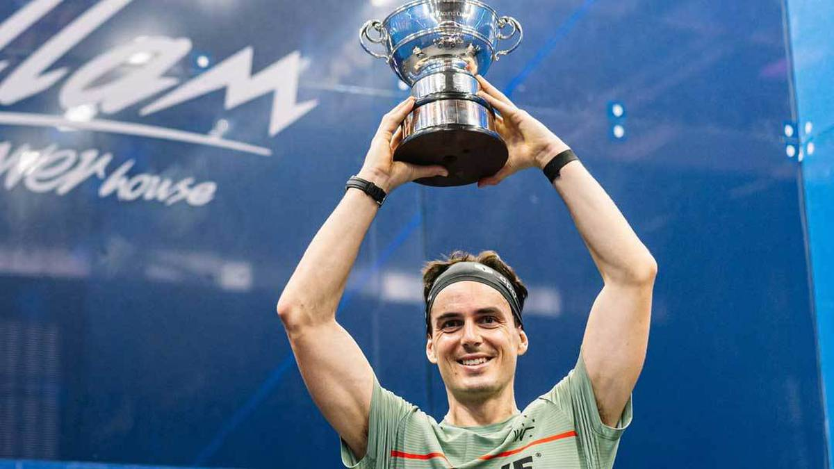 Squash: Paul Coll wins British Open becoming first Kiwi male to claim title