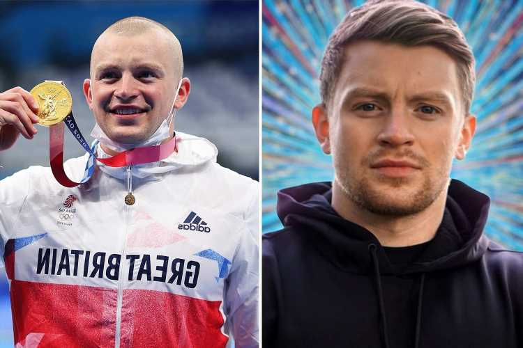 Strictly 2021 line up: Olympian Adam Peaty announced after his gold medal win in Tokyo