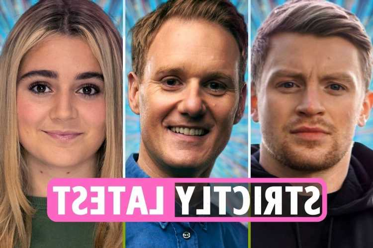 Strictly Come Dancing 2021 LATEST – Dan Walker, Adam Peaty & Tilly Ramsay join line up as full contestant list REVEALED