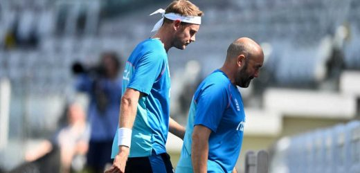 Stuart Broad likely OUT of England's second Test against India with calf injury as he becomes latest big name sidelined