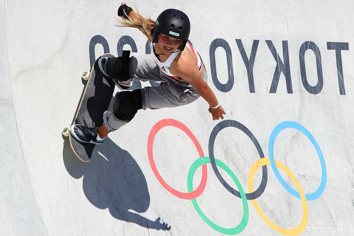 Team GB Olympic hero Sky Brown, 13, rides spike in skateboard sales among girls as she clinches bronze in Tokyo