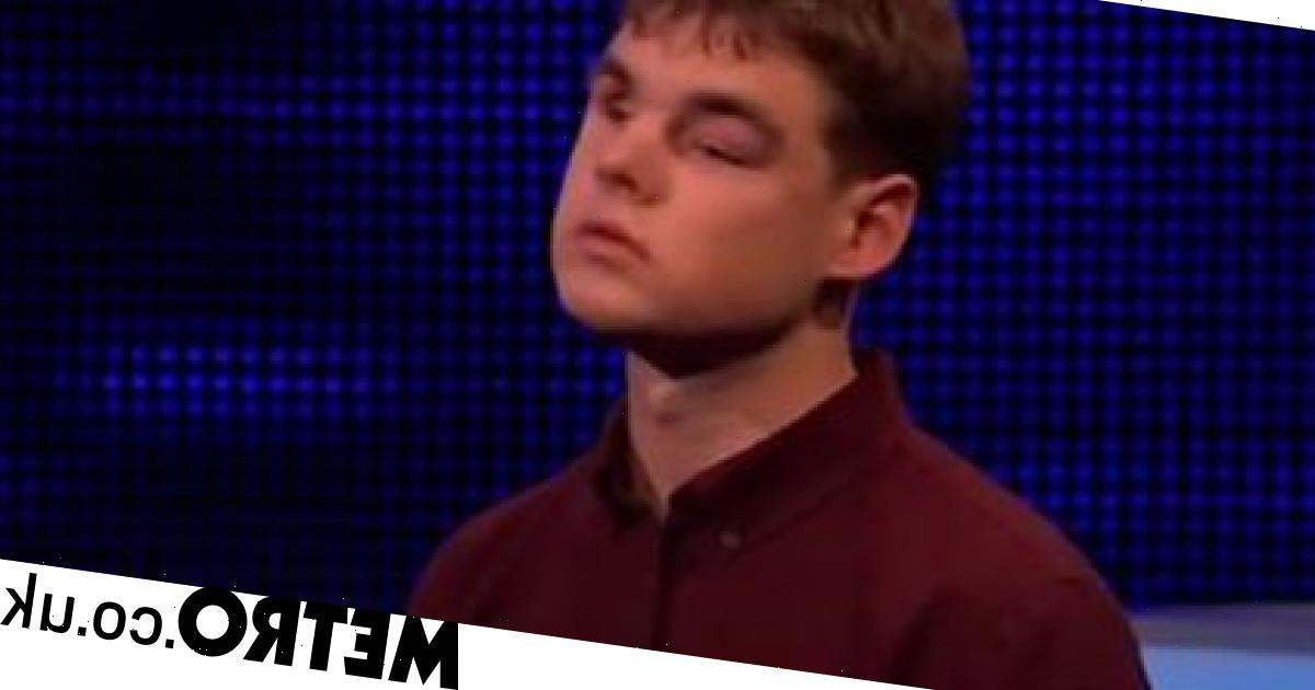 The Chase viewers shocked as blind contestant asked about colour of snooker ball