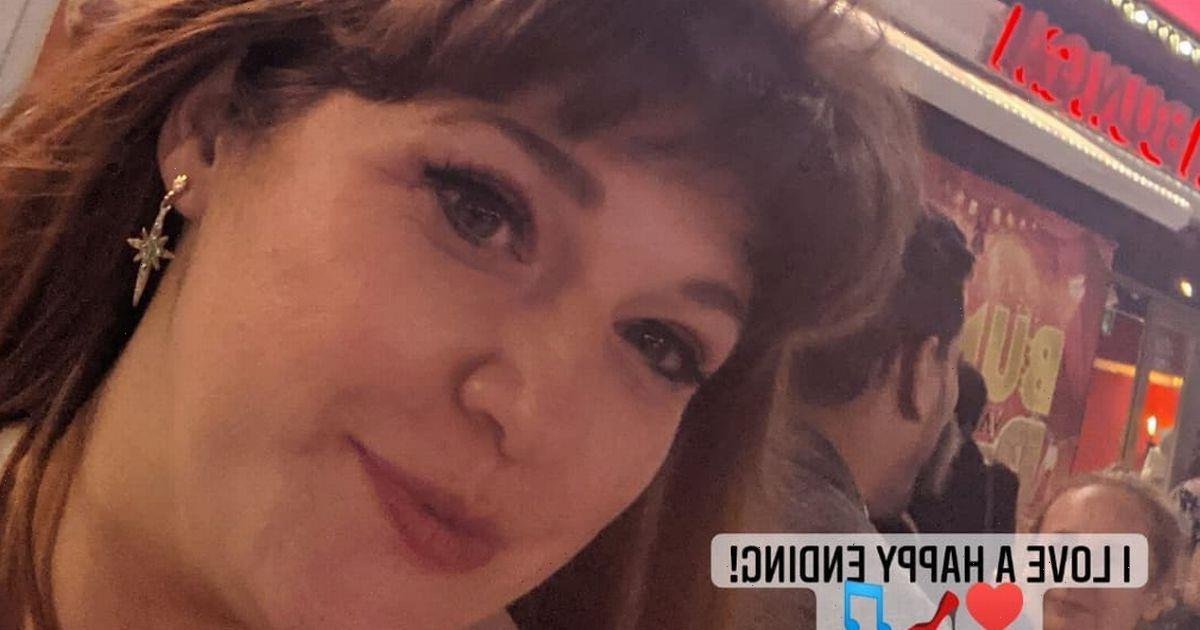 The Chase's 'The Vixen' Jenny Ryan stuns on glam night out in London's West End