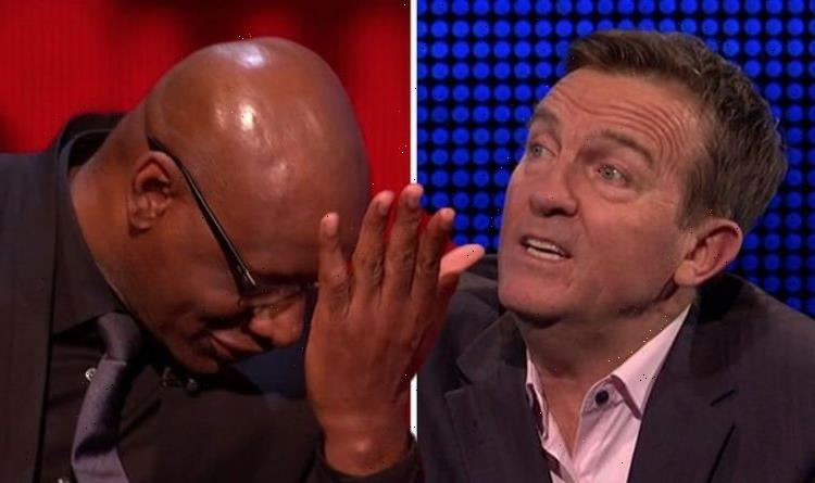 The Chase's Shaun Wallace demands Bradley Walsh 'move on' after clown jibe
