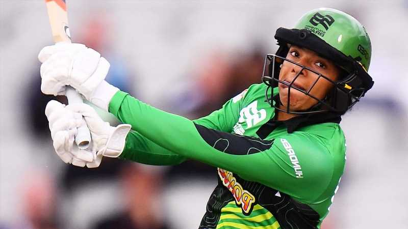 The Hundred: Sophia Dunkley's half-century helps Southern Brave oust Northern Superchargers in entertaining top two clash
