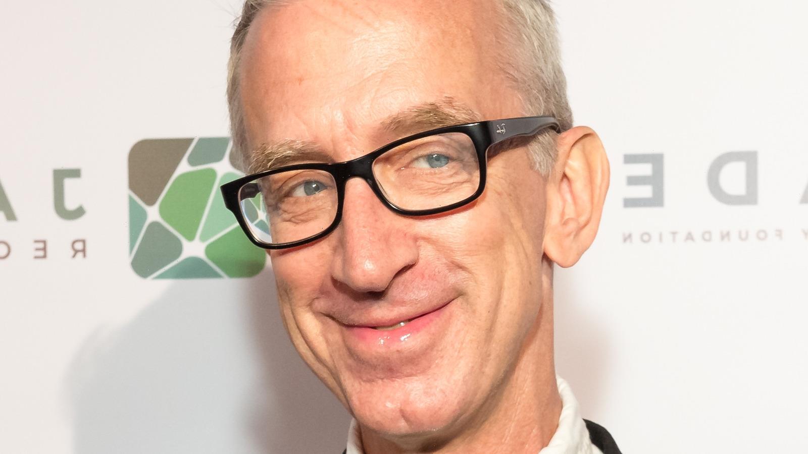 The Real Reason Andy Dick Said No To A Job On SNL