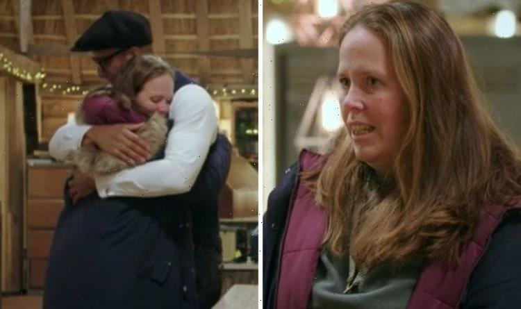 The Repair Shop viewers in tears as Jay Blades comforts champion who lost dogs in fire