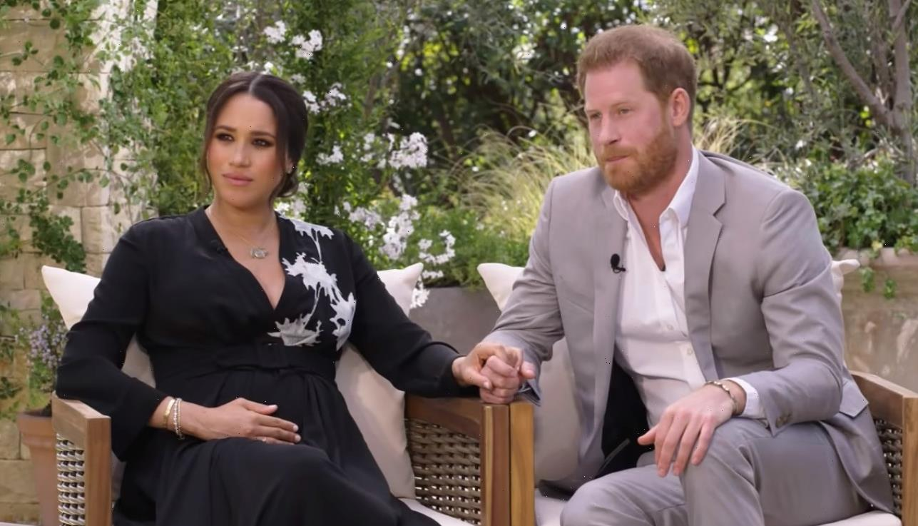 The Sussexes thought about naming the 'royal racist' during their Oprah interview