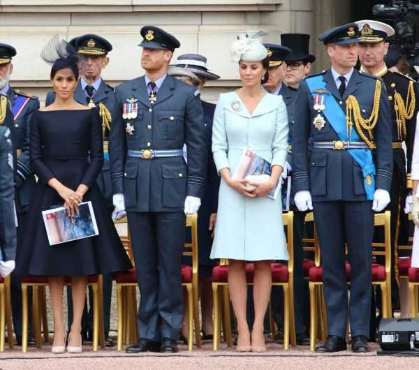 The Sussexes were too 'self-obsessed' to appreciate the promise of a diversity tsar?!