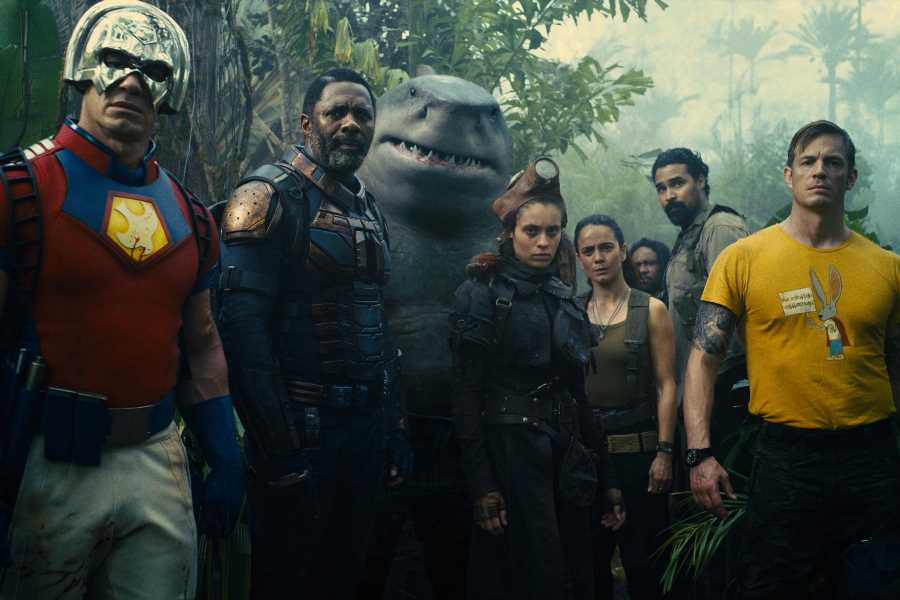 The Ugly Purity of 'The Suicide Squad'