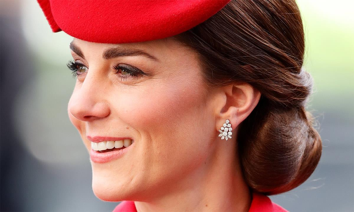 The cutest bag Kate Middleton ever carried is finally back in stock