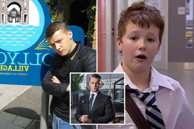 The four major TV shows you've seen EastEnders' latest signing Charlie Wernham on