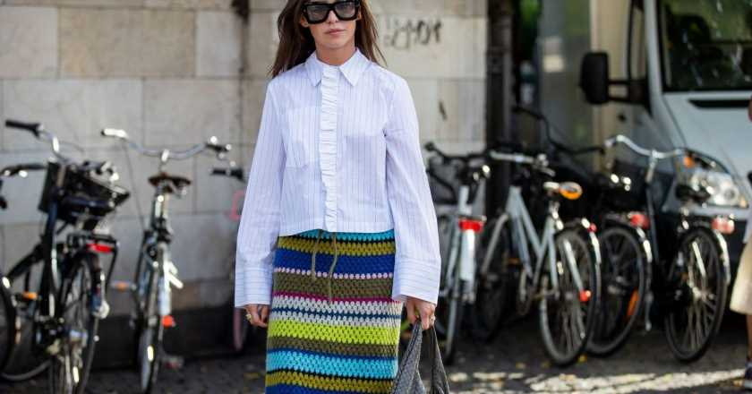 These fun-loving skirts are summer's breakout style star