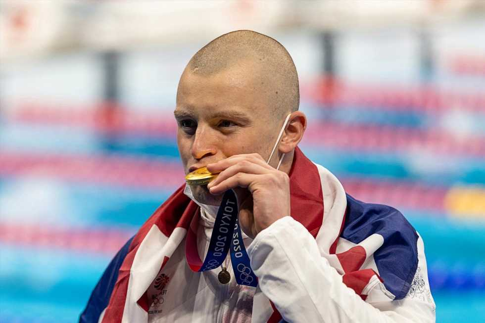 Tokyo 2020: Adam Peaty to take break from swimming as he comments on Simone Biles & Ben Stokes' mental health struggles