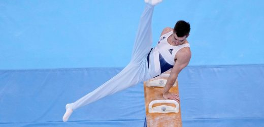 Tokyo 2020 Olympics: Max Whitlock defends Olympic pommel horse gymnastics title