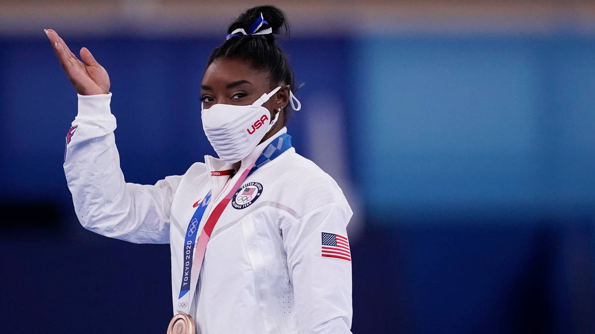Tokyo Olympics 2020: Simone Biles reveals family tragedy after winning bronze in beam final