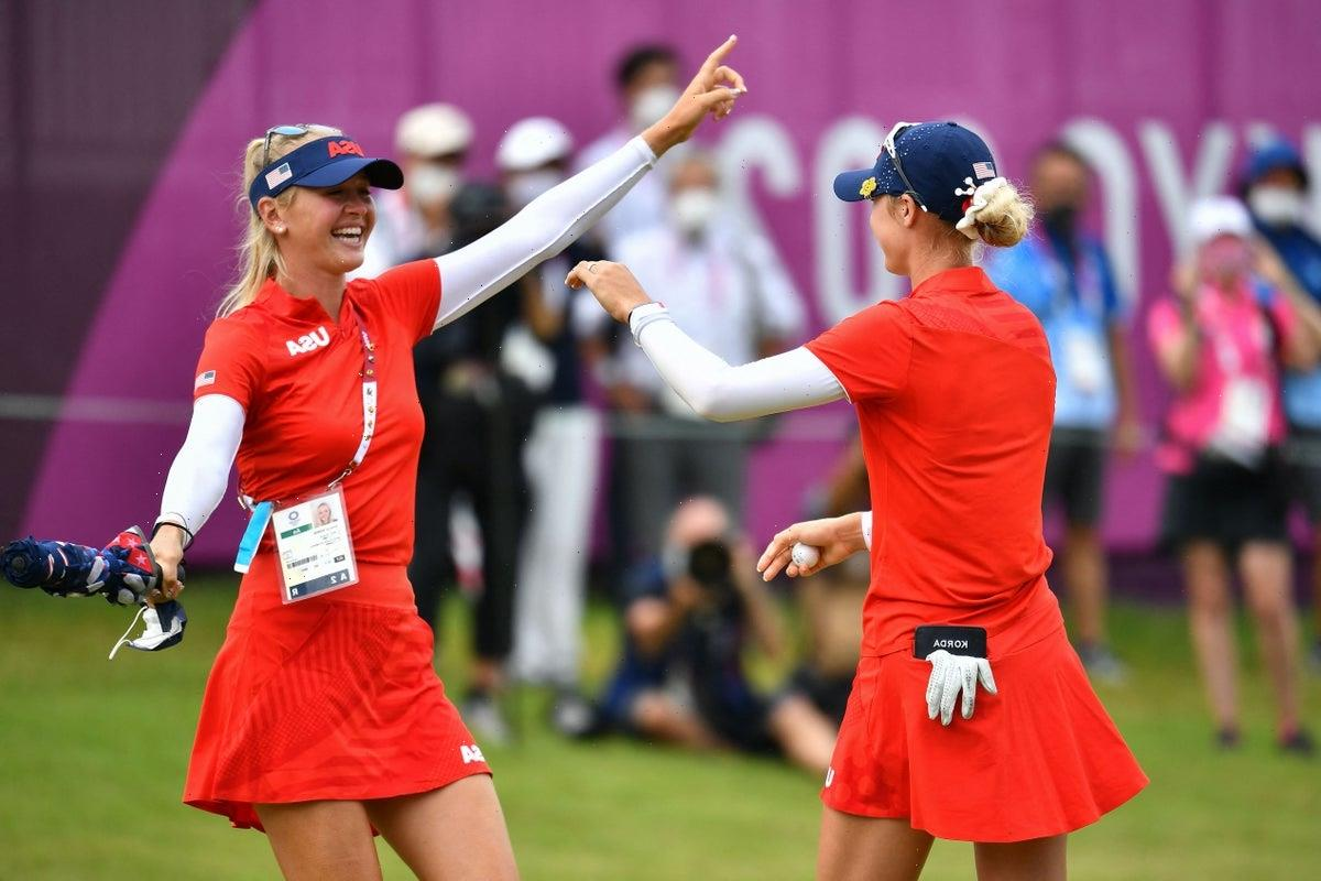 Tokyo Olympics: Nelly Korda wins gold medal for US in women's golf