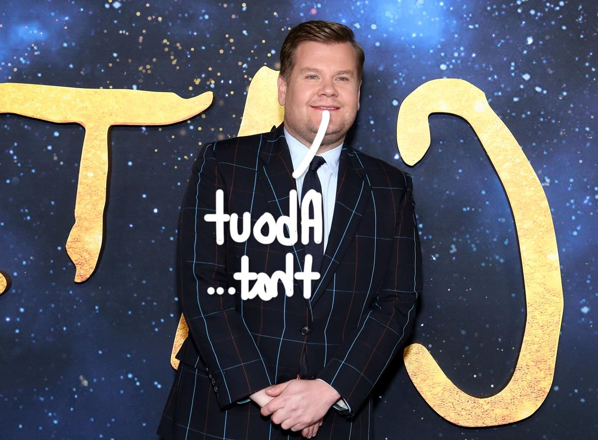 Twitter ROASTS James Corden For Dressing As A Mouse & Thrusting His Hips At Drivers To Promote Cinderella