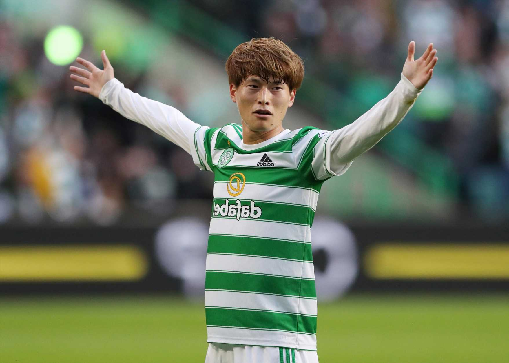 Two arrested over 'racist chants on Rangers supporters bus' aimed at Celtic ace Kyogo Furuhashi