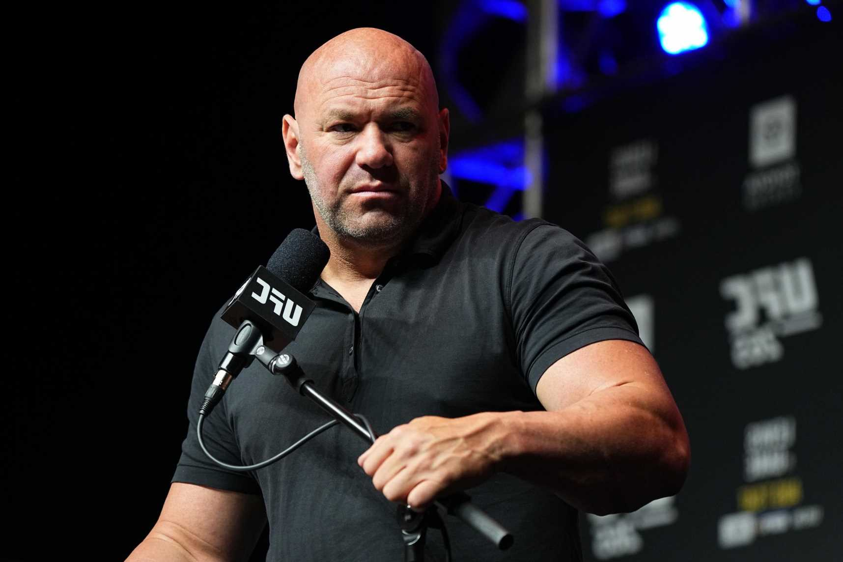 UFC boss Dana White reveals he's turned down whopping £2.2MILLION offer to write a book about his life in MMA