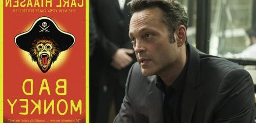 Vince Vaughn to Star in Apple TV+ Drama 'Bad Monkey' From 'Ted Lasso' Co-Creator