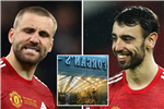What every Man Utd player ordered in Dundee restaurant including Luke Shaw's 'normal bread' and Bruno Fernandes' toffee pudding