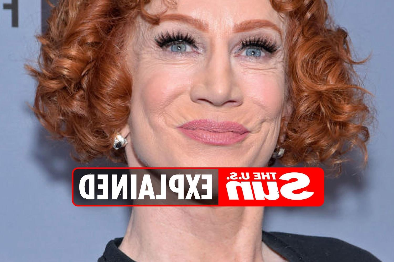 What type of cancer does Kathy Griffin have?