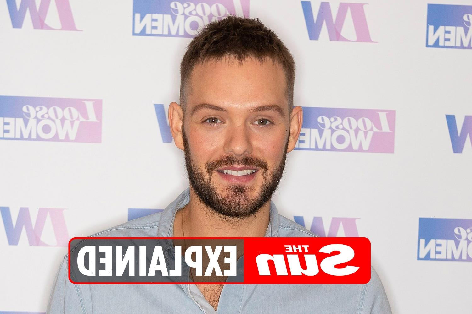 Who is John Whaite and is the Strictly star married?