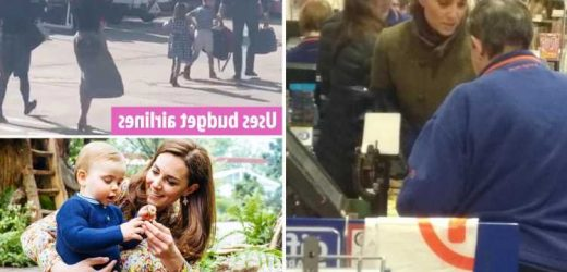 Why Kate Middleton really is the thriftiest royal, from budget flights to being snapped at The Range
