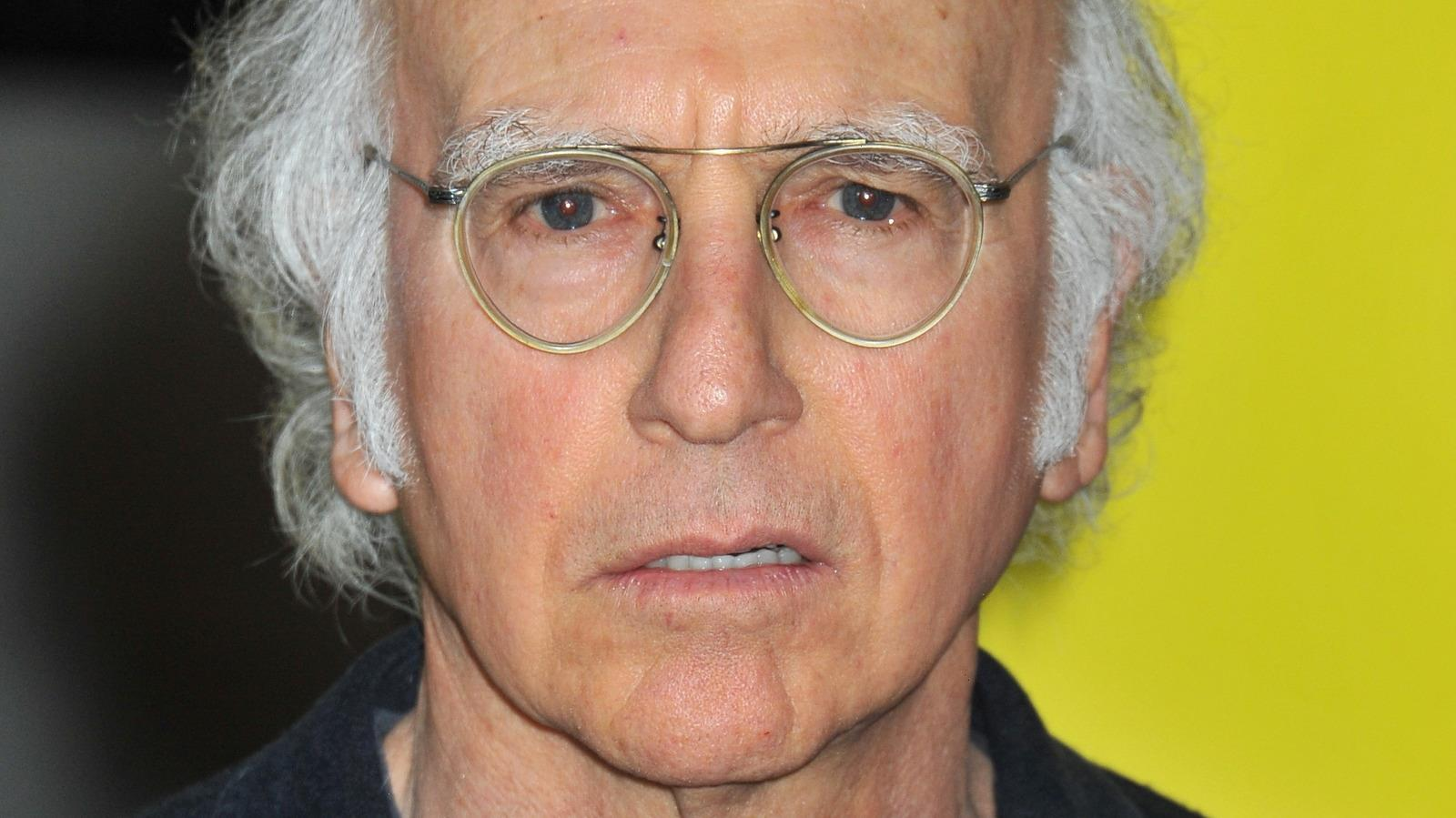 Why Larry David Reportedly Got In An Argument With This Famous Trump Lawyer At A Grocery Store