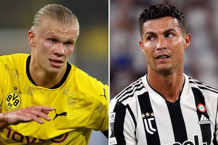 Why Man Utd do NOT want to sign Cristiano Ronaldo as Solskjaer makes Erling Haaland his long-term transfer target
