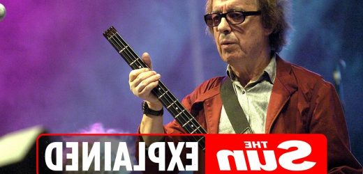 Why did Bill Wyman leave The Rolling Stones?