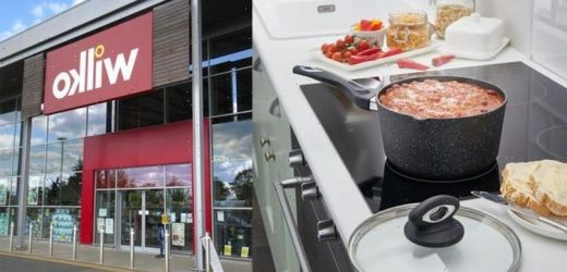Wilko cuts 25 percent off kitchenware – prices starting from 75p